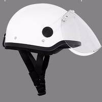 XIAONIU 小牛 511G1101J 电动车四季通用头盔 半盔