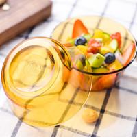 考拉海购黑卡会员 : Duralex多莱斯 法国进口玻璃碗250ml宝宝儿童餐碗2只装甜品碗2006 *3件