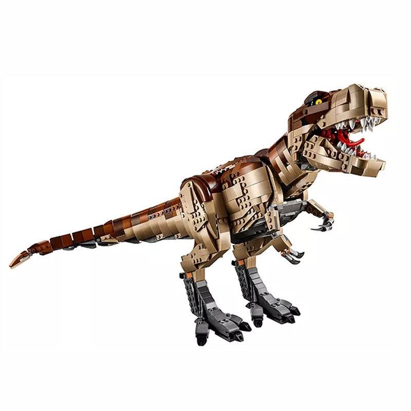 LEGO 乐高 侏罗纪世界 75936 霸王龙雷克斯的咆哮