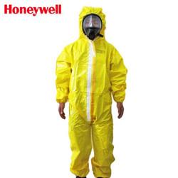 霍尼韦尔(Honeywell)防护服 Type-3,4限次液密喷雾安全系列 化学防护服4503000 M码1件/包