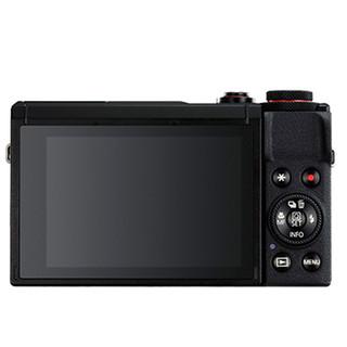 Canon 佳能 PowerShot G7X Ⅲ 黑色 数码相机 24-100mm 2010万像素