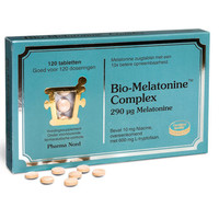 Pharma Nord 法尔诺德 Bio-Melatonine 褪黑素睡眠片 120片