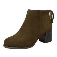 YEARCON 意尔康 保暖小短靴 *2件