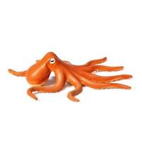 wenno 仿真海洋动物模型 李维斯章鱼