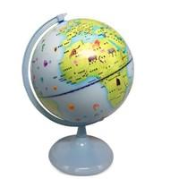 王子版 AR地球仪 中英文讲解