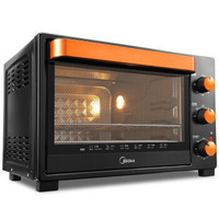 Midea 美的 T3-L326B 32升 橙色 电烤箱