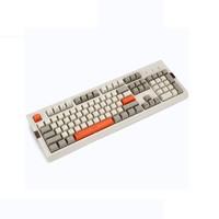 黑爵AK510樱桃轴cherry复古机械键盘游戏青轴黑轴茶轴红轴电竞lol