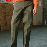 DickiesUS874工装裤 男式TC斜纹面料直筒长裤子DK006894 *2件