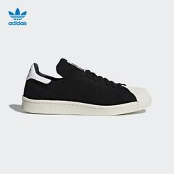 adidas 阿迪达斯 三叶草 SUPERSTAR 80s PK 男女经典鞋  CQ2231  CQ2232 *2件