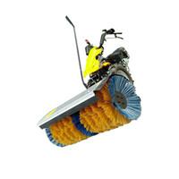 凸乐 定制 滚刷扫雪车 多功能