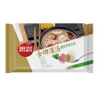 思念金牌灌汤猪肉芹菜水饺702g速冻饺子 早餐面食 冷冻食品 冬至 年货 年夜饭