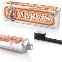 MARVIS Ginger Mint 生姜薄荷牙膏 85ml *4件