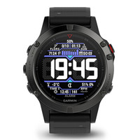 GARMIN 佳明 fenix5 中文普通版 光电心率腕表