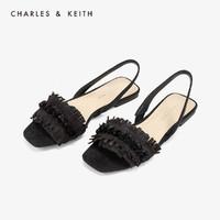 CHARLES & KEITH CK1-70360127 女士凉鞋 *2件
