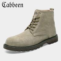 CABBEEN 卡宾 KB31942455112 男士马丁靴