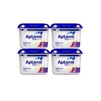 Aptamil 爱他美 白金版 婴儿奶粉 2段 800g*4罐