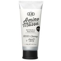 Amino mason 氨基研 升级氨基酸(改善干枯毛燥) 滋养发膜 200g