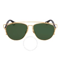 Dior 迪奥 TECHNOLOGIC 01UU 绿色圆形太阳镜
