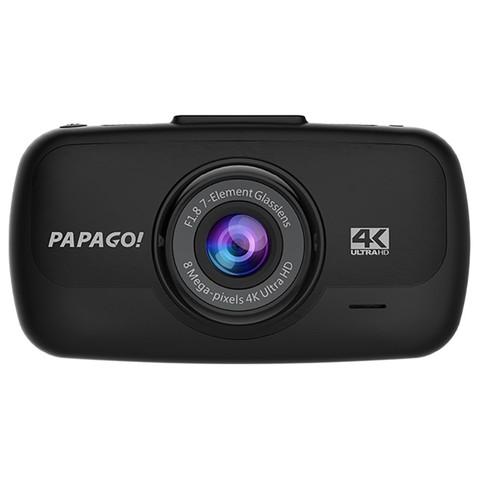 京东PLUS会员:PAPAGO! 趴趴狗 S36 4K版 行车记录仪 2160P超高清