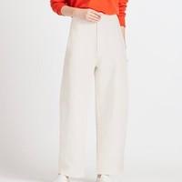 UNIQLO 优衣库 422486 宽腿廓形针织裤