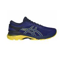 ASICS 亚瑟士 GEL-KAYANO 25 男款轻量科技运动缓震跑鞋