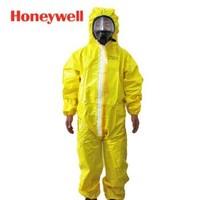 霍尼韦尔 honeywell 三四类防化服 1套 耐酸碱耐腐蚀 实验室工业清洁 4503000-XL