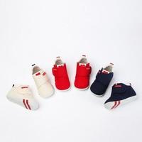 MIKI HOUSE 婴儿学步鞋 一段
