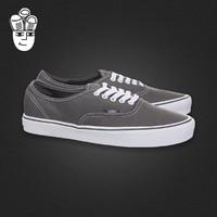 Vans Authentic Lite 范斯男鞋 经典款 低帮休闲板鞋 帆布运动鞋