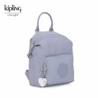 Kipling女款大容量双肩背新款时尚休闲双肩背包|NALEB 晨光蓝 *3件