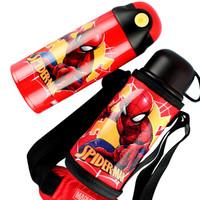 Disney 迪士尼  HM3283A3 蜘蛛红 保温杯 500ML *5件