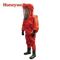 霍尼韦尔(Honeywell)1400021-M-42 EasyChem内置式重型防化服 1套