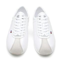 乐卡克公鸡蒙贝利尔透气时尚运动休闲鞋男女CMT-193305/06 白色 39 *2件
