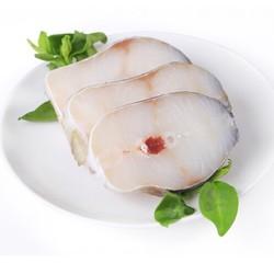 渔天下 冷冻北大西洋真鳕鱼排(中段) 330g 3-4片*12件+闲居人 六宝菜108g *12件 +凑单品