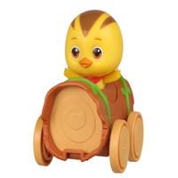 奥迪双钻(AULDEY)萌鸡小队 儿童玩具车 丛林卡车-萌鸡麦奇 810140 *6件