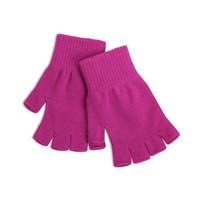 Gap 盖璞 女装 可爱保暖半截露指线手套