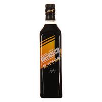 尊尼获加(Johnnie Walker)洋酒 威士忌 黑方 黑牌 调配型苏格兰威士忌 700ml(行不设限限量瓶) *3件