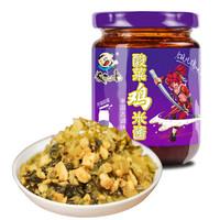 饭扫 光酸菜鸡米酱拌饭酱 200g *5件