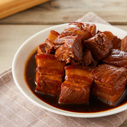 外婆红烧肉熟食250g