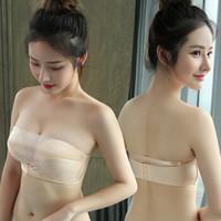 VIILAISH 未来式 8818 无肩带防走光裹胸式胸罩