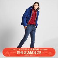 男装 HEATTECH修身牛仔裤(水洗产品) 418915