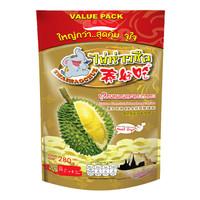 THAIHAOCHUE 泰好吃 進口零食 金枕頭榴蓮干 280g *3件