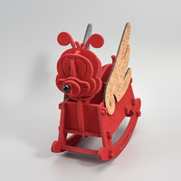 BOBDOG巴布豆DIY摇摇乐收纳盒