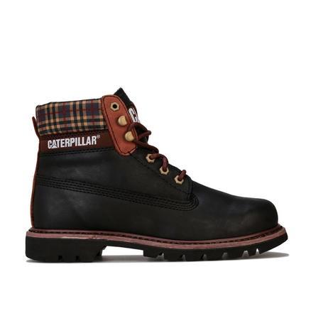 Caterpillar Colorado Plaid Boots 男士休闲靴