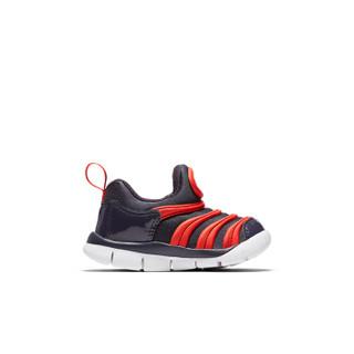 NIKE 耐克 DYNAMO FREE (TD) 儿童休闲鞋 343938-015 黑红 27吗