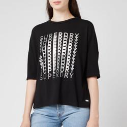 Superdry 极度干燥 Foil Graphic 女士T恤