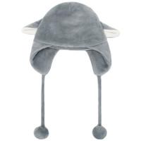 bopu 抱璞 猫耳朵护耳毛绒帽子