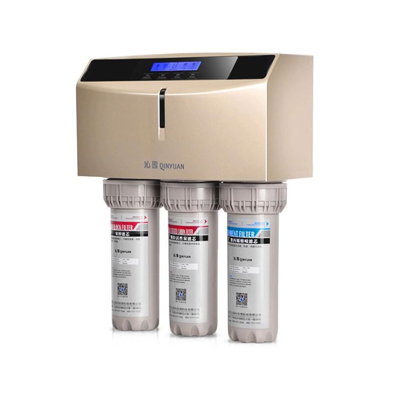 TRULIVA 沁园 RO-185I 家用直饮厨下式过滤器净水机反渗透纯水机