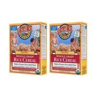 EARTH'S BEST 世界最好 婴幼儿童有机糙米粉 1段 227g  2罐