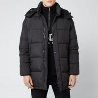 KENZO 男款羽绒大衣