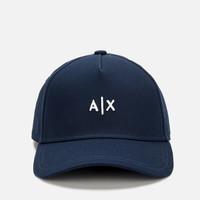 Armani Exchange 经典款男式帽子